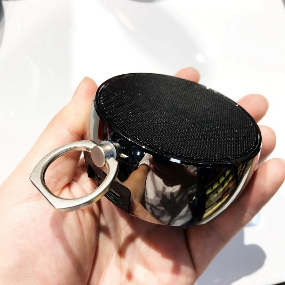 BS02 metal shell, handheld portable bluetooth speaker 1