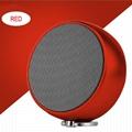 BS02 metal shell, handheld portable bluetooth speaker 3
