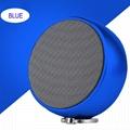 BS02 metal shell, handheld portable bluetooth speaker 4