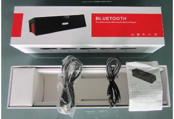 藍牙插卡小音箱 10