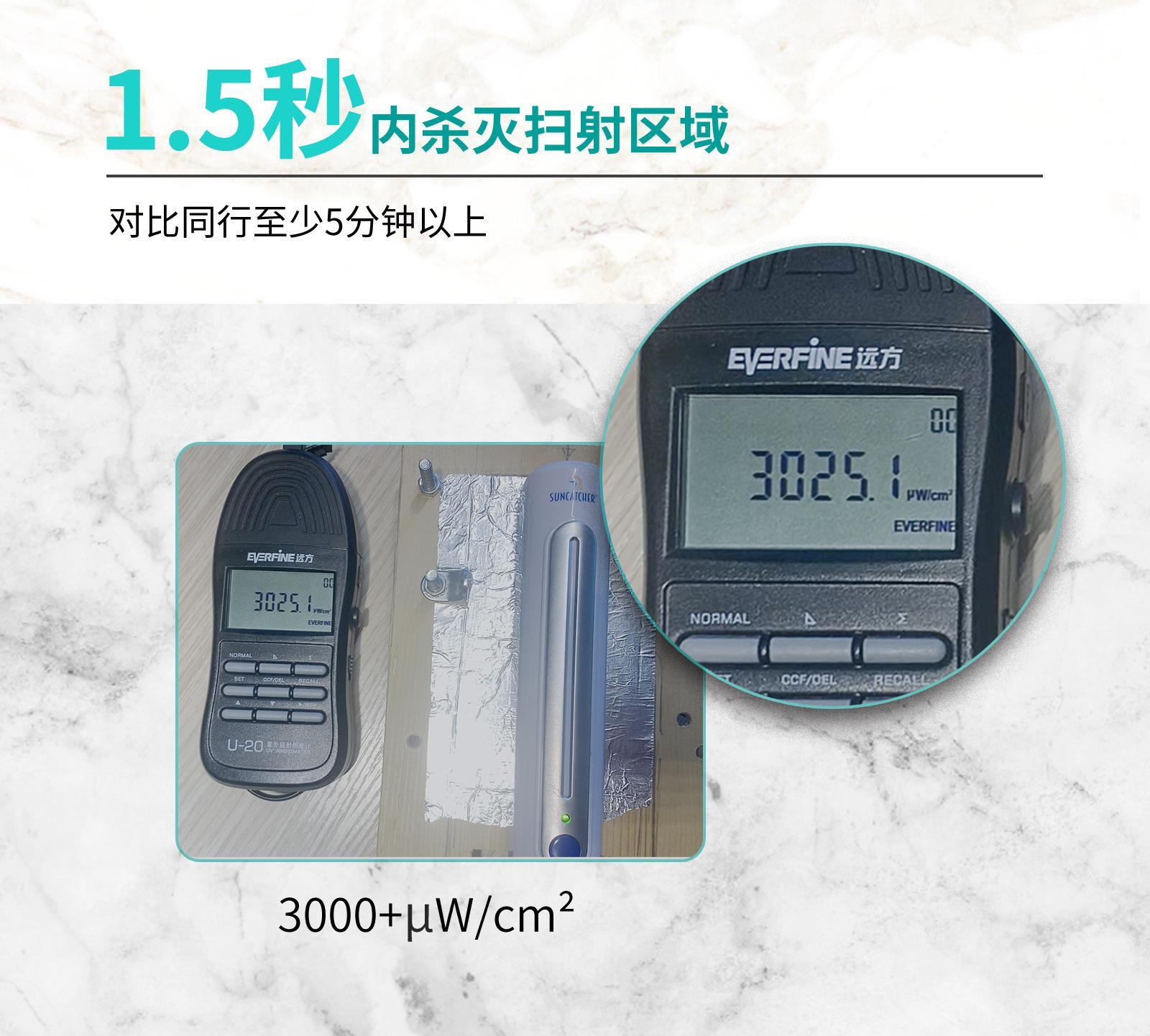 Handheld UV disinfection lamp 13