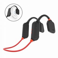 B06A wireless Bone conduction bluetooth On-Ear Headphones