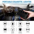 7-in-1,3 Sockets Cigarette Lighter Splitter & 4USB,180W 12V/24V Car Adapter 6