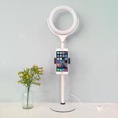 """8"""" LED Selfie Ring Light for Live Stream/Makeup/YouTube Video"""