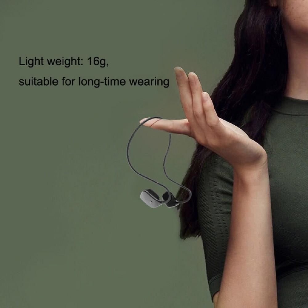 Bone Conduction Headphones Bluetooth ouzhrn V5.1 -on ear 3