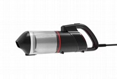 Portable vehicle mounted household 100W vacuum cleaner