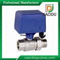 Modern professional motorized ball valve