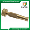 Forged Brass Connector Garden Hose Pipe Water Jet Nozzle 1