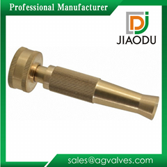 Forged Brass Connector G