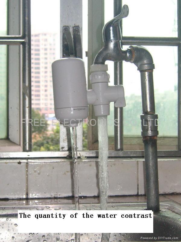 水龍頭淨水器 4
