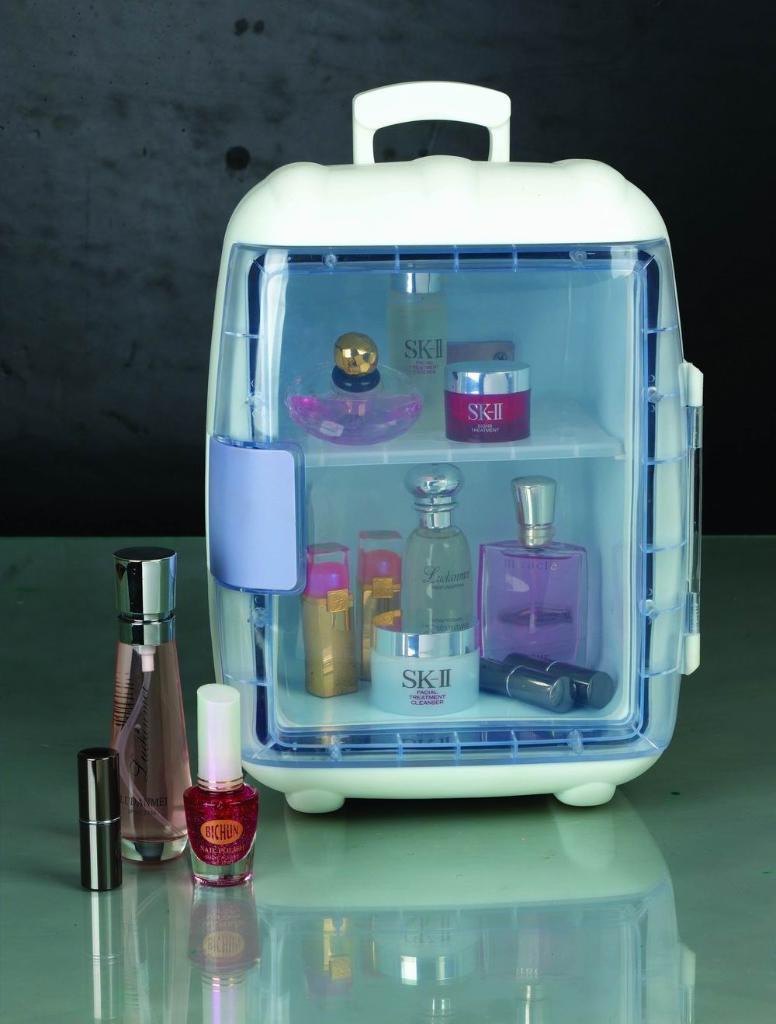 Cosmetics cooler 1