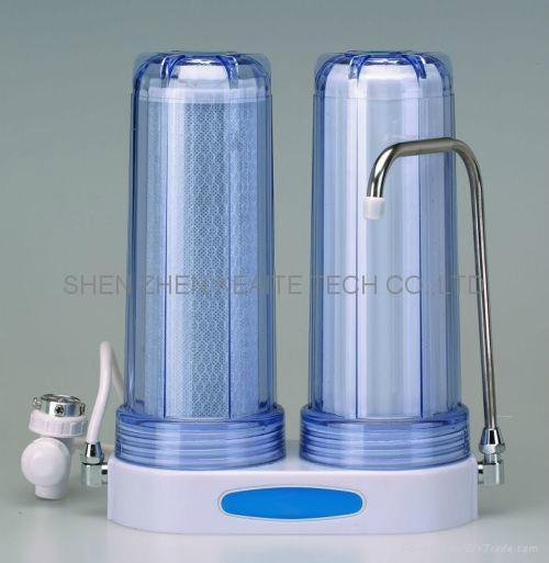 二級超濾淨水器 1