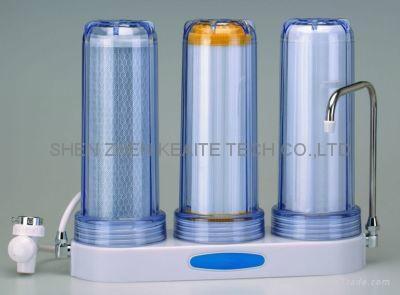 三級超濾淨水器 1