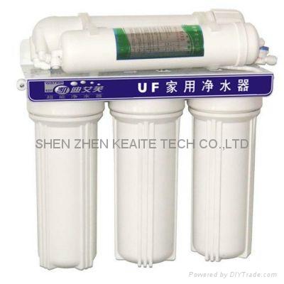 三級超濾淨水器 3