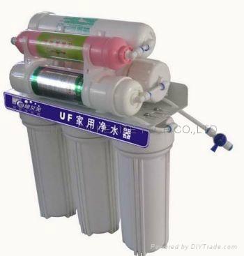 三級超濾淨水器 4