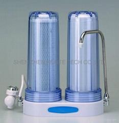 两级台式净水器