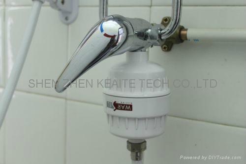 沐浴淨水器 4