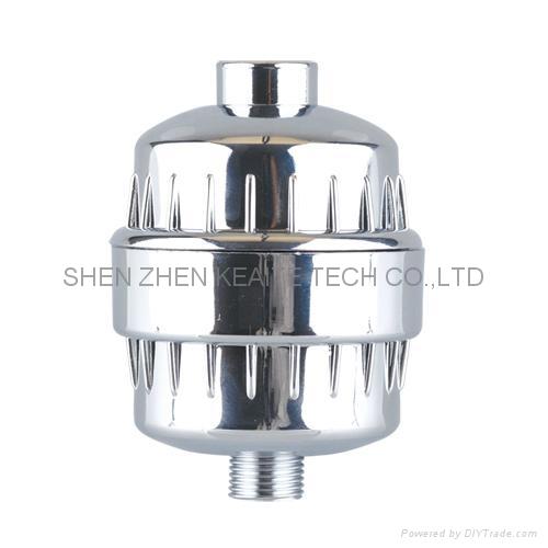 shower water purifier kat sh03 keaite china manufacturer water softener and purifier. Black Bedroom Furniture Sets. Home Design Ideas