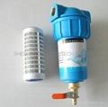 Pipeline water purifier