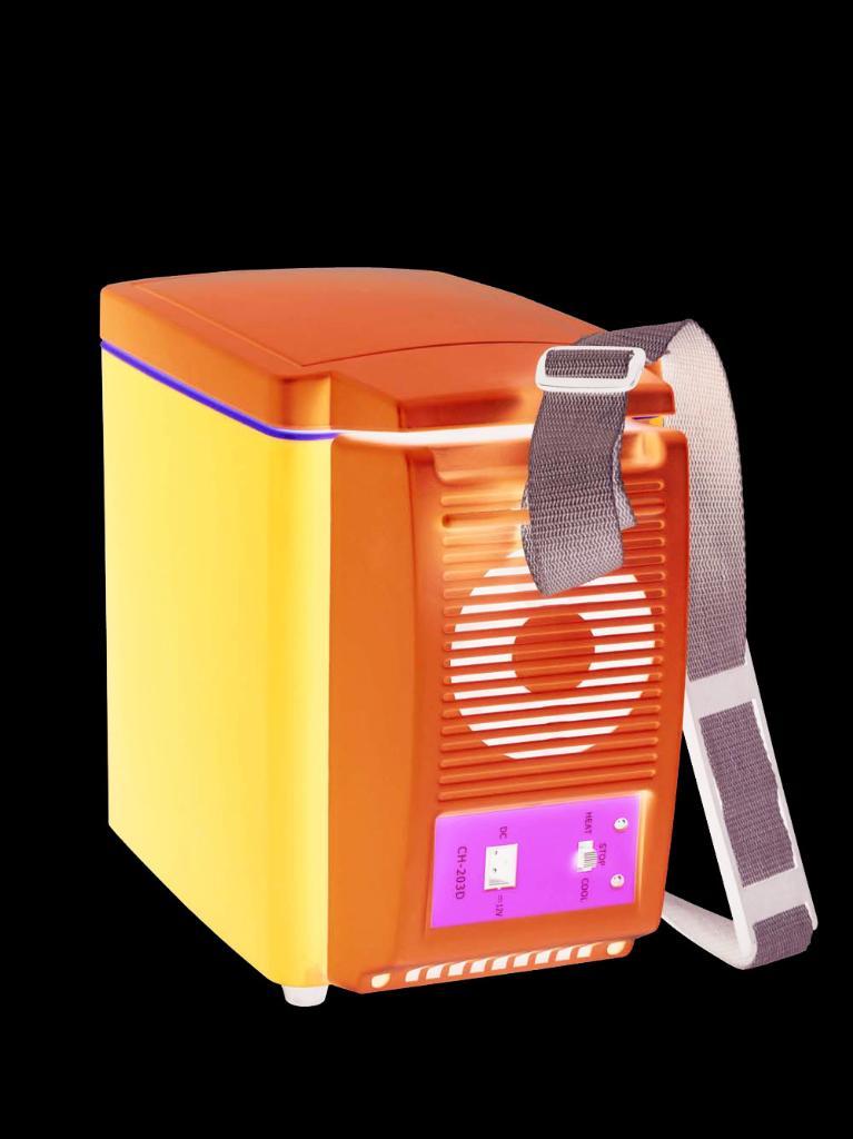 汽車冰箱 2