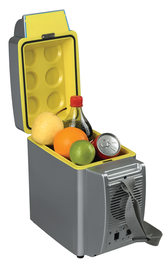 Automobile-loaded cooler & warmer 3