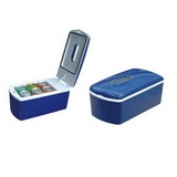 Automobile-loaded cooler & warmer