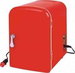 Multifunction electronic cooler & warmer