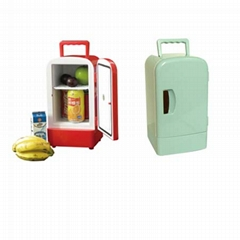 Multifunction electronic cooler & warmer