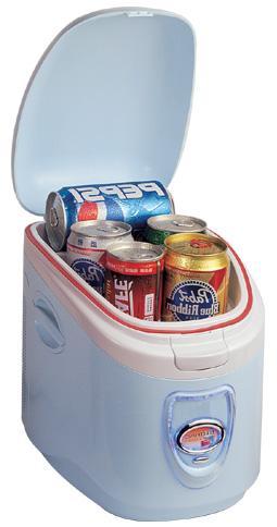輕便型電子冷熱箱 1