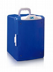 Portable Multifunction electronic cooler & warmer