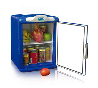 手提式多功能电子冷热箱 2