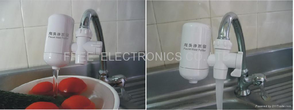 水龍頭淨水器 2