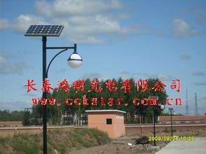 吉林太陽能路燈 4