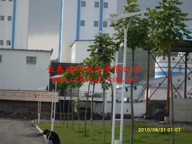 黑龍江太陽能路燈 1