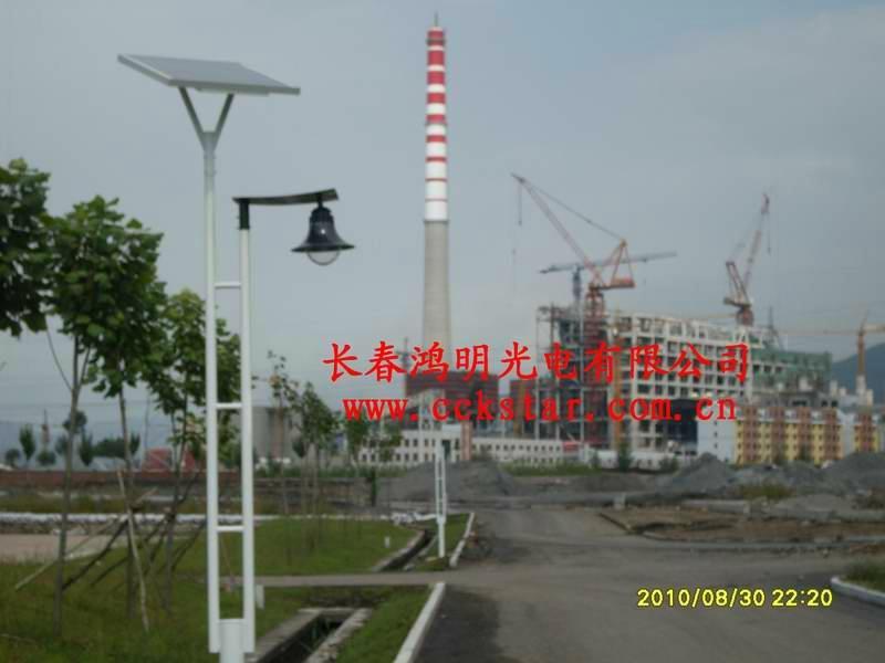 遼寧太陽能路燈 1