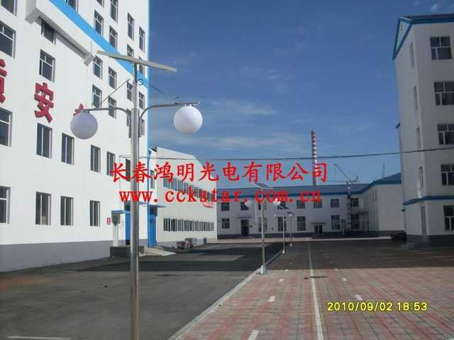 遼寧太陽能路燈 4