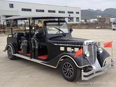 重慶燃油11座旅遊觀光老爺車