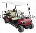 重慶房地產看房高爾夫觀光車廠家銷售 3