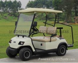 重慶房地產看房高爾夫觀光車廠家銷售 2