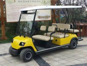 重慶房地產看房高爾夫觀光車廠家銷售 5
