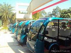 重慶景區電動旅遊觀光遊覽車