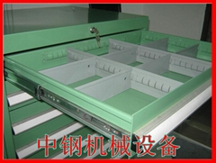 抽屜式重型工具櫃,分格工具櫃