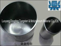 Tungsten (W) crucible