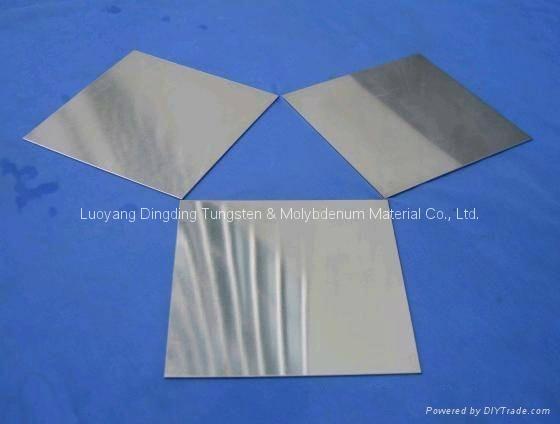Tungsten sheet 1