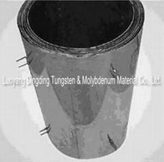 Molybdenum heat shield