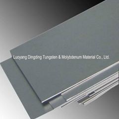 High-temperature molybdenum sheet