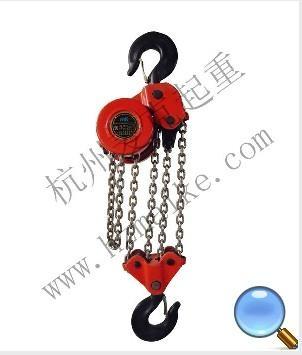 DHP环链电动葫芦 1