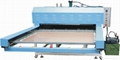 LK-8B Full-Automatic Single Side Double Stations Heat Press Machine hot press