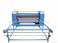 LK-26 Seperation Blanket Type Heat Press Machine with Oil-Warming roll machine
