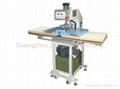 LK-7E Hydraulic Double Stations Heat Press Machine hydraulic hot press machine  1
